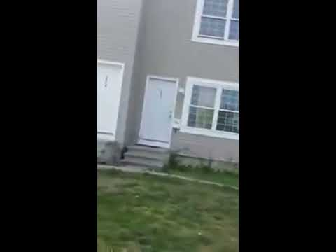Fight in Hartford CT started of as a one on one....then shit got real