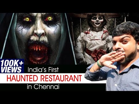 India's First Haunted Restaurant In Chennai , Horror Restaurant