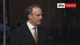 Ex-Brexit secretary dismisses PM's 'no Brexit' claims