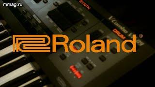 Roland V-Combo VR-09 - Сценическое фортепиано, комбо-орган.