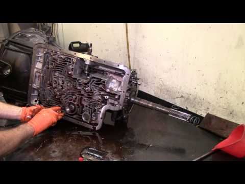 Фото к видео: E4OD Transmission Teardown - Ford Lightning