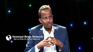 Wasiir Qodax Oo Ku Fakaday Somaliland