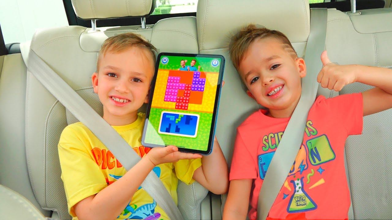 Download Vlad and Niki play Smart Games