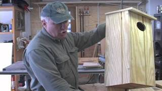 Wood Duck Box Making - 2