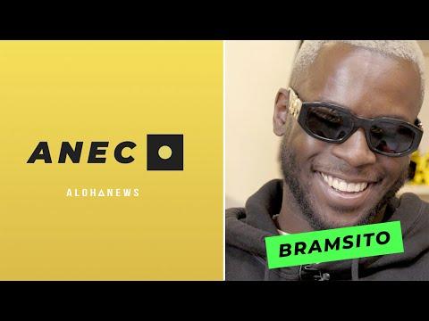 Youtube: Bramsito:«On m'a jeté de la farine pour Sale Mood» | ANEC.