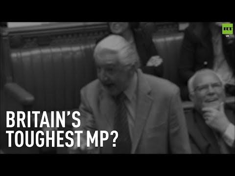 Britain's toughest MP? The Beast of Bolsover (Dennis Skinner)