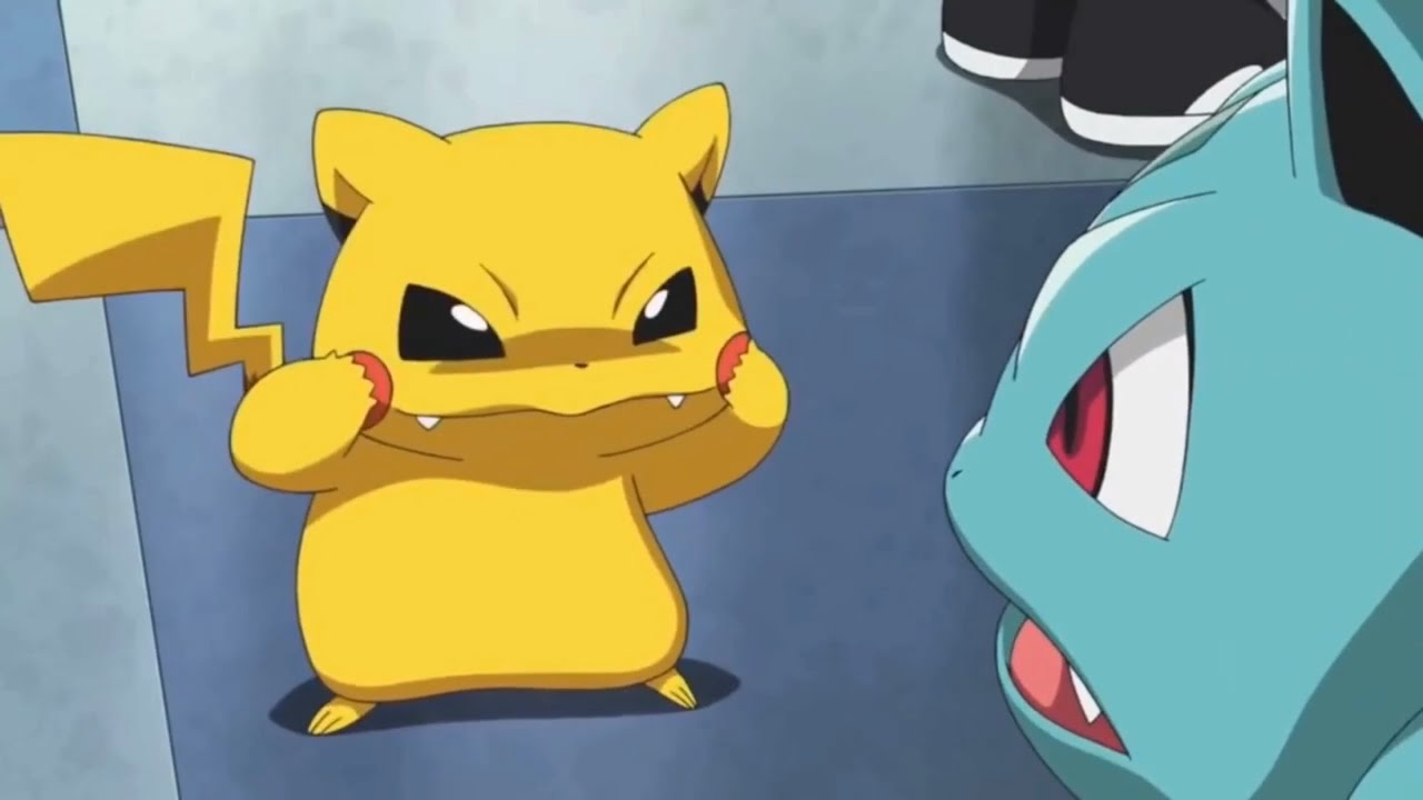 Pokemon - Pikachu's Funniest and Craziest Moments EVER! Pokemon Anime