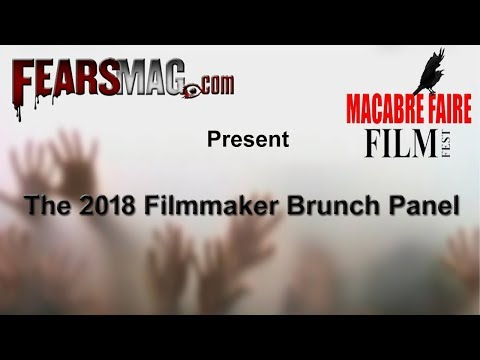 Macabre Faire Film Festival Filmmakers' Brunch