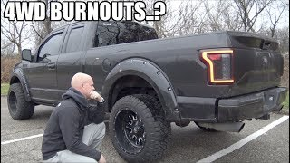 Here's The First Problem I'm Having With My 600whp Supercharged F150..