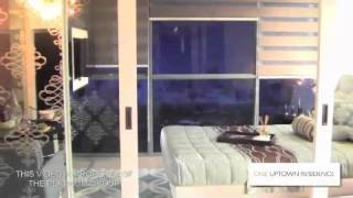 One Uptown Residence 1 Bedroom Model Unit Video - Forbes Town Center Showroom!