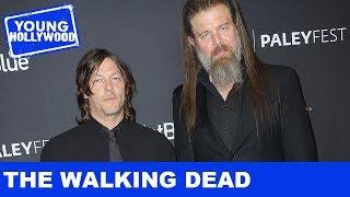 The Walking Dead Cast Talk Spoilers