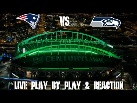 Patriots Vs Seahawks Live Play By Play & Reaction