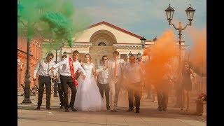 Бюджетная свадьба, как это происходит, смотреть до конца !!!!