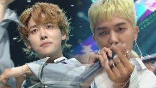 《EXCITING》 WINNER(위너) - LOVE ME LOVE ME(럽미럽미) @인기가요 Inkigayo 20170827