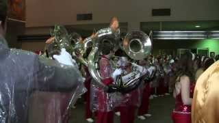 University of Alabama Band With KOR