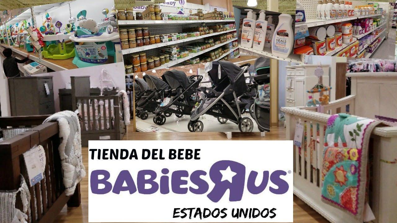 bff1767c7 TIENDA del BEBE en ESTADOS UNIDOS- BABIES R US, Closing Soon. - YouTube