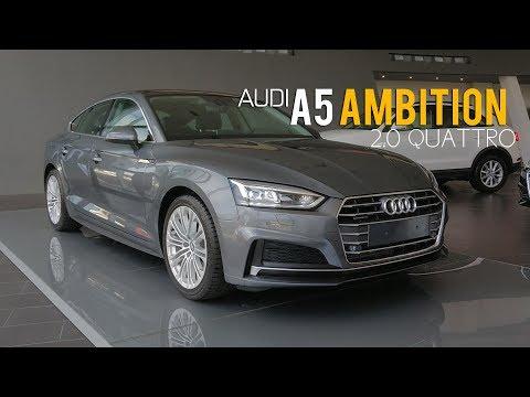 Avaliação | Novo Audi A5 Ambition 2.0 TFSI Quattro 2018 | Curiosidade Automotiva®.