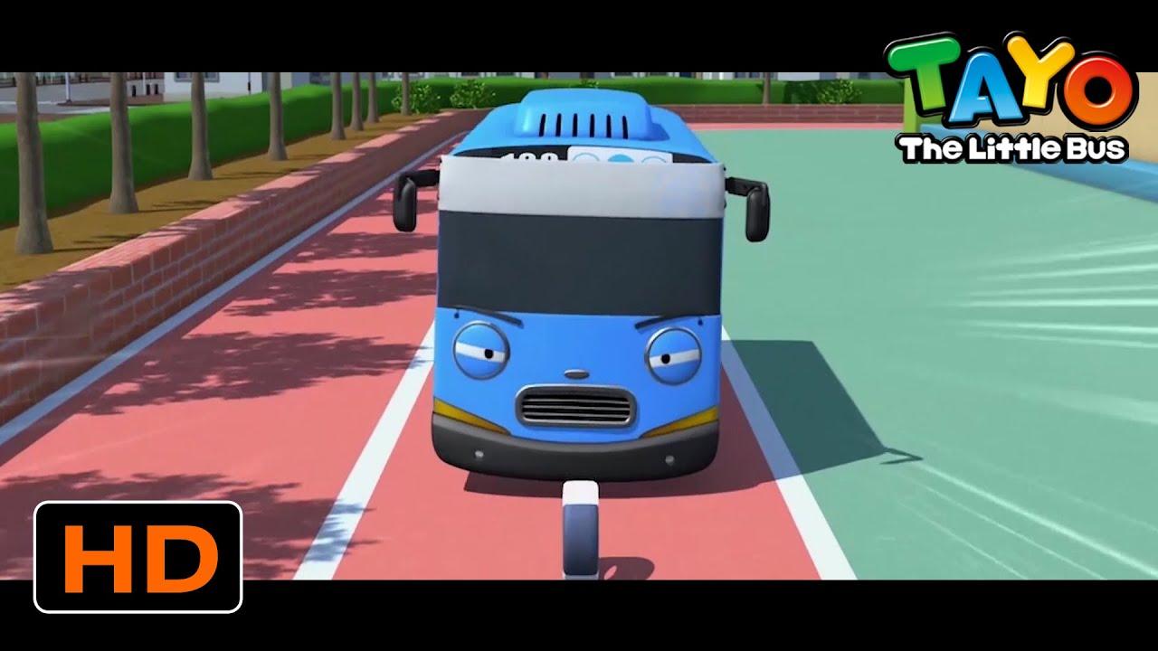 tayo çizgi film çocuklar için l Küçük Otobüsler Spor Günü l HANA'NIN ÖZEL GÜNÜ l KÜÇÜKOTOBÜS TAYO