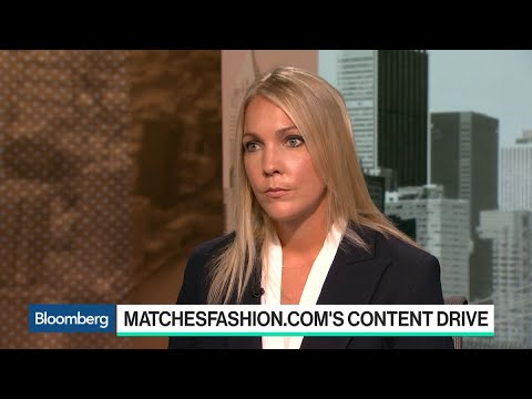 Matchesfashion.com Quenches Luxury Buyer's 'Thirst for Experience'