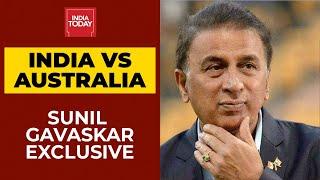 <b>India Vs Australia's</b> 3rd Test Match: Sunil Gavaskar Exclusive On ...