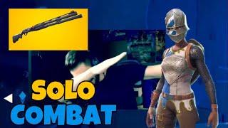 IL CAVALIERE REALE USA SOLO IL COMBAT!! Fortnite Battle Royale!