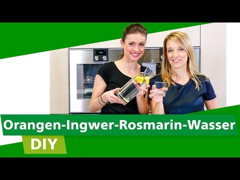 infused-water-rezepte:-orange,-ingwer,-rosmarin