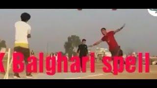 Pakistani Bravo great bowling spell