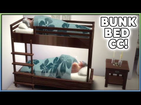 (wip)-bunk-beds-mod-w/-ladder-animation-&-more!
