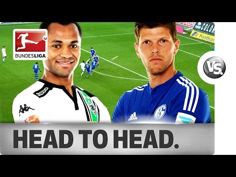 Raffael vs. Huntelaar - Goal-Getters Go Head-to-Head