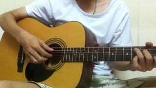Sài Gòn bao nhiêu đèn đỏ? [Phạm Hồng Phước] - Guitar Cover