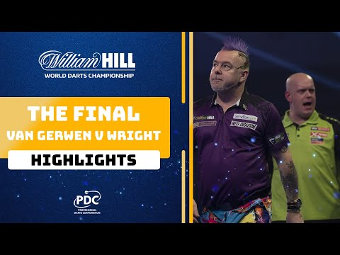 The Final Highlights - Wright V Van Gerwen | 2019/20 World Darts Championship