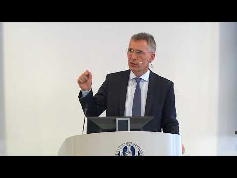 Lecture by NATO Secretary General at Leiden University College, 19 APR 2018,  Part 2 of 2