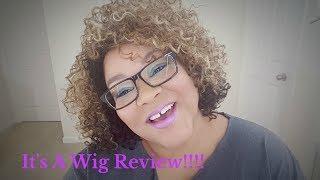 Vanessa Super Diana Wig Review