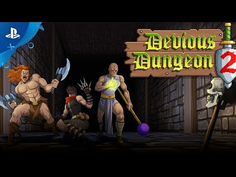 Return to the crypt in Devious Dungeon 2 - out now!