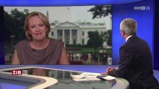 ORF-Korrespondentin Veit aus Washington | 06