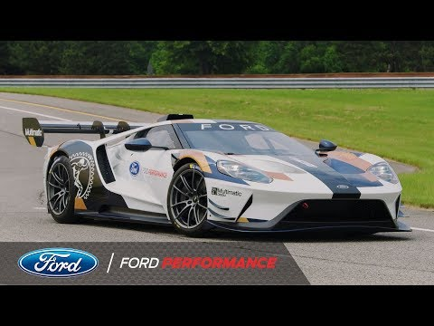 Limited Edition Ford GT Mk II | Ford Performance