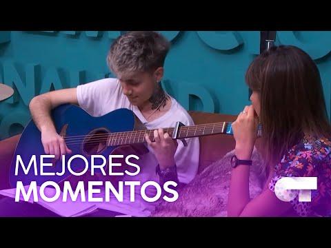 HUGO Canta A MAIALEN Y MAMEN Su NUEVO TEMA | OT 2020