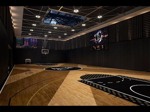 "Drakes Basketball Court: The Birth of ""The Sanctuary"" by Ferris Rafauli"