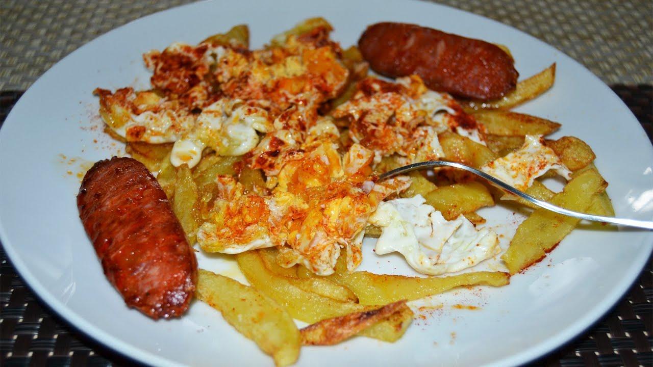 chorizo recetas de cocina