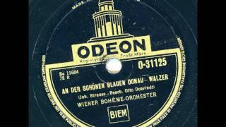 Wiener Bohème Orchester - An der schönen blauen Donau