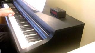 Music by Gerard Satamian, Armenian Rhapsody # 5 (composed 1996)