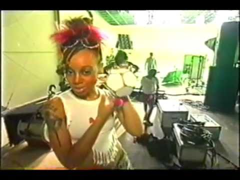 """Lisa """"Left Eye"""" Lopes  Making of The Block Party Part.3 Final Part"""