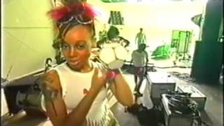 "Lisa ""Left Eye"" Lopes  Making of The Block Party Part.3 Final Part"