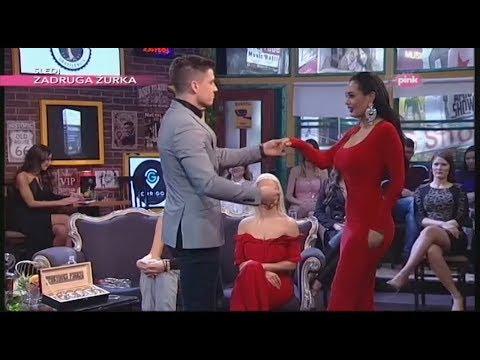 Zaljubljeni parovi iz Zadruge igraju (Ami G Show S11)