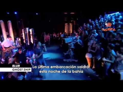 Blur - Ghost Ship Subtitulada en Español