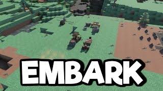Embark Gameplay Impressions #2 - Crafting Items and Farming! thumbnail