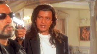 Митхун Чакраборти-индийский фильм:Клятва/Shapath(1997г)