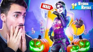 I BOUGHT THE NEW SKIN OF THE DARK BOMBER AND SHE'S AMAZING! Fortnite: Battle Royale