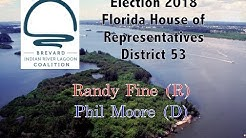 Phil Moore v Randy Fine State Florida House of Representatives District 53