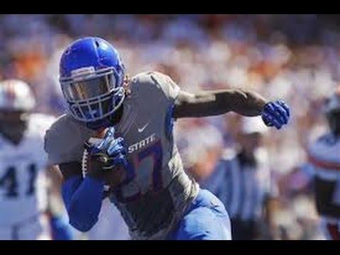 "Jay Ajayi ""J Train"" // Boise State RB 2014 Highlight Video HD"